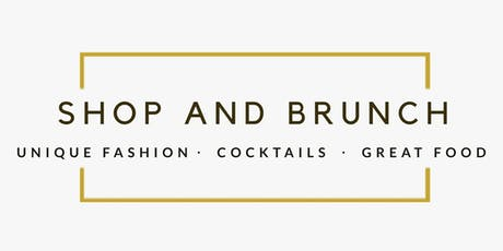 Shop and Brunch tickets