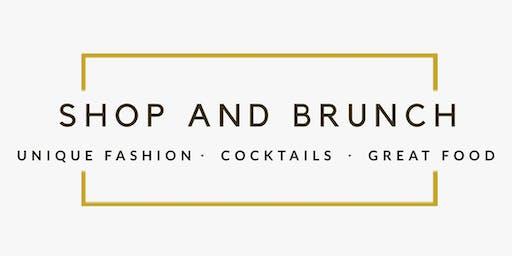 Shop and Brunch