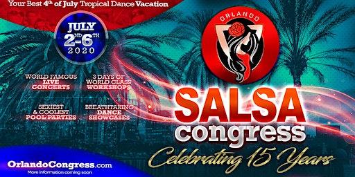 Orlando Salsa Congress 2020