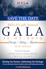 MALA's 4th Annual Gala tickets