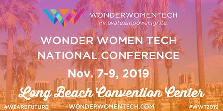 4th Annual Wonder Women Tech National Conference  tickets