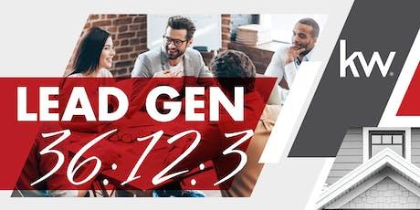 Lead Gen 36.12.3 tickets