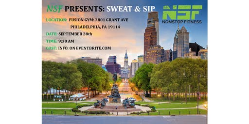 NSF SWEAT & SIP