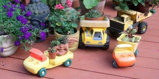 Moana Kids Club: Plant a Toy