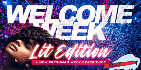 HU FRESHMAN WEEK 2K19 tickets