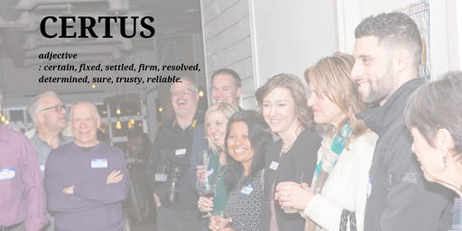 CERTUS Lone Tree Networking Meeting