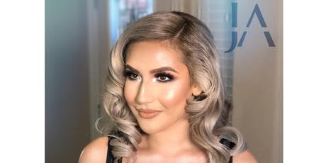 Demo Class - Learn how to achieve My Glamorous Makeup Look by Jas! tickets
