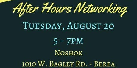After Hours Networking at Noshok tickets