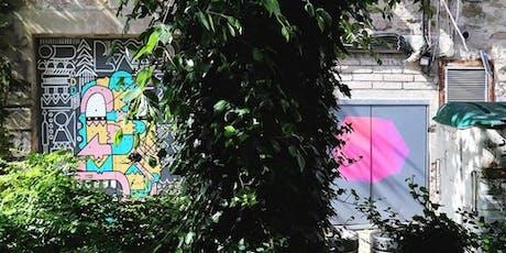Open/Close Dundee City Centre Street Art Tour tickets