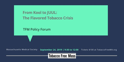 From Kool to Juul: The Flavored Tobacco Crisis