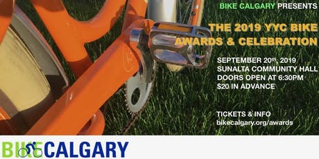 2019 YYC Bike Awards & Celebration tickets