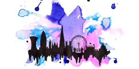 Paint London + Wine! tickets