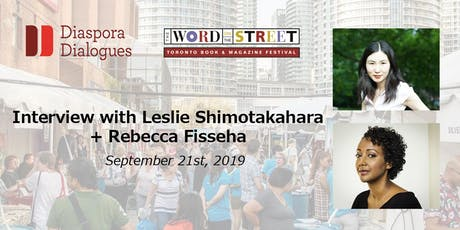 In Conversation with Leslie Shimotakahara + Rebecca Fisseha tickets