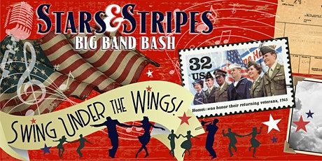 Stars & Stripes Big Band Bash tickets