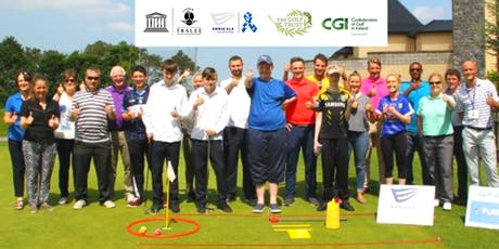 Ernie Els #GameON Autism™ Golf Training Seminar & Clinic tickets