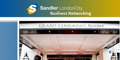 Sandler LondonCity Networking WORKS! tickets