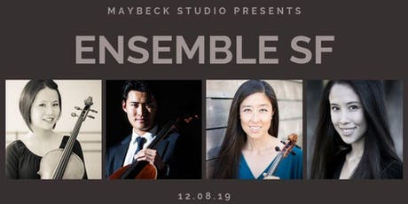 ESF at Maybeck Studio tickets