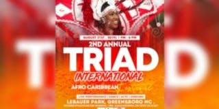 2nd Annual Triad Afro-Caribbean Festival