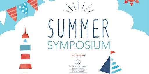 Summer Symposium: Understanding Brain Injuries and Concussions