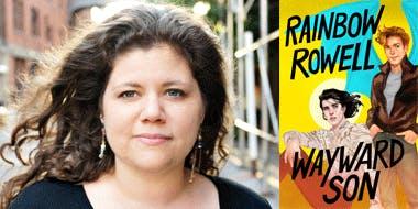 YA @ Books Inc Presents Rainbow Rowell at Palo Alto High School