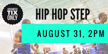 Hip Hop Step Class with Righteously Fit tickets