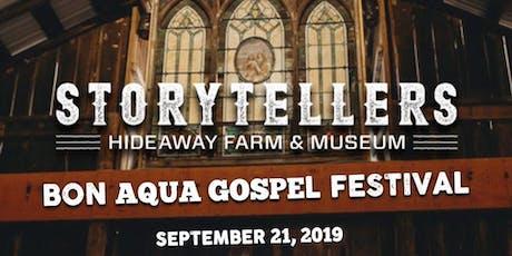 Bon Aqua Gospel Festival 2019 tickets