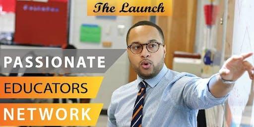 Passionate Educators Network (PEN): The Launch