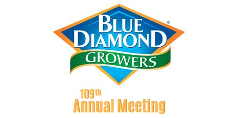 Blue Diamond Annual Grower Meeting 2019