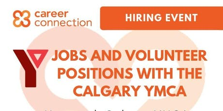 YMCA Hiring Event: Paid and Volunteer Positions tickets