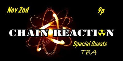 Chain Reaction-Arena Rock Tribute!