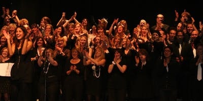 Monday choir term starts in September - Come along for a free taster!