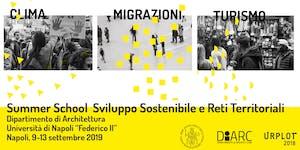 Summer School Sviluppo Sostenibile e Reti Territoriali