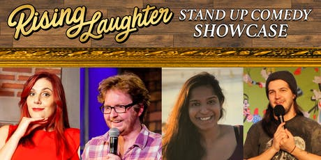 Rising Laughter Stand-Up Comedy Showcase 8.19 tickets