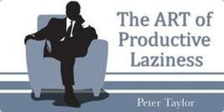 The Funny Lazy Project Manager - with Peter Taylor tickets