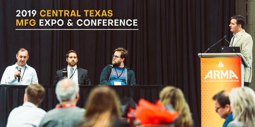 2019 Central Texas Manufacturing Expo & Conference