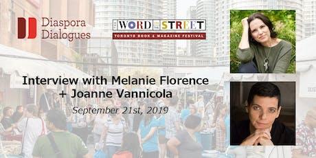 In Conversation with Melanie Florence + Joanne Vannicola tickets