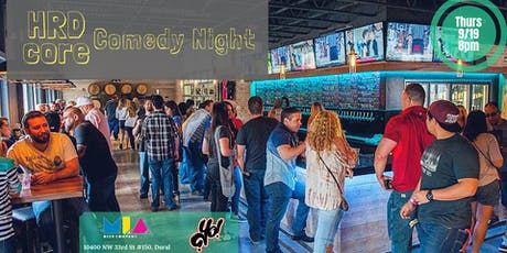 HRDcore Comedy Night tickets
