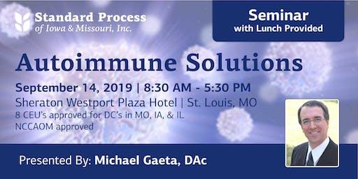 Autoimmune Solutions