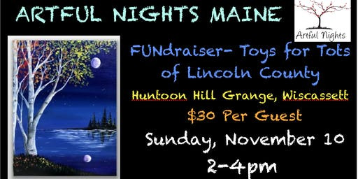 FUNdraiser- Toys for Tots of Lincoln County