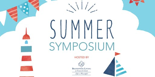 Summer Symposium: Life Changes with Illness