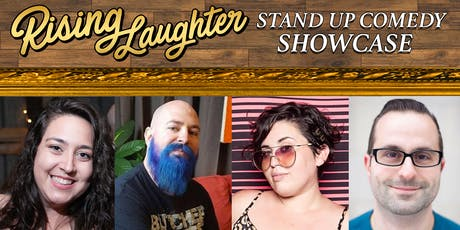 Rising Laughter Stand-Up Comedy Showcase 8.26 tickets