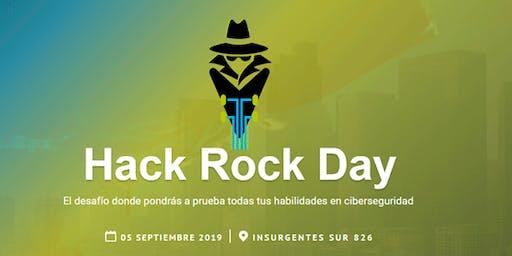 Hack Rock Day CDMX