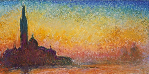 ALMOST SOLD OUT! Paint Monet! + Prosecco!