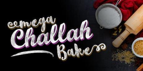 Mega Challah Bake tickets