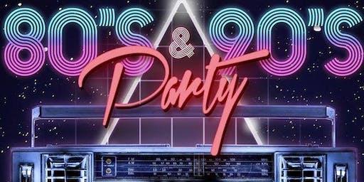 Nos Fuimos a los 80's y 90s.
