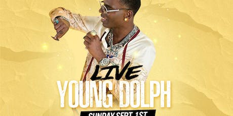 Young Dolph Live In Concert | Park Avenue Dallas  tickets
