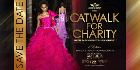 Catwalk for Charity tickets