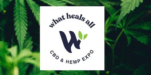 What Heals All CBD & Hemp Expo