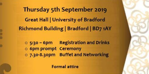 Bradford Lead Graduation Ceremony