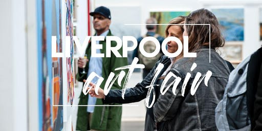 Liverpool Art Fair 2019 - People's Choice Award